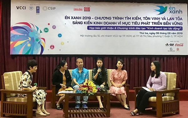 Lancement du programme « Hirondelle bleue » 2019 a Ho Chi Minh-Ville hinh anh 1
