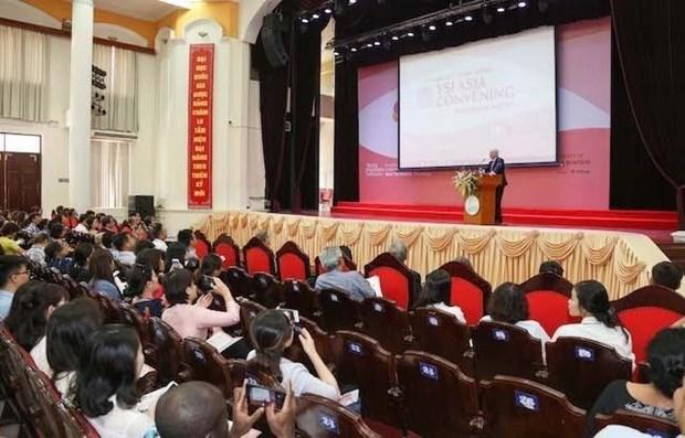 Plus de 400 universitaires participent a YSI Asia Convening 2019 hinh anh 1
