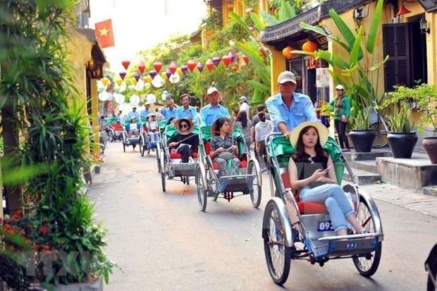 Le Vietnam accueillera 32 millions de touristes etrangers d'ici 2025 hinh anh 1