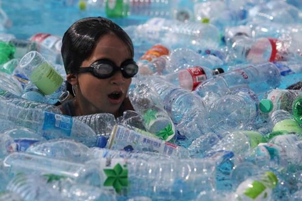 La Thailande deploiera des robots devoreurs de sacs en plastique hinh anh 1