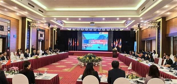 La reunion du comite permanent du Forum touristique interregional de l'Asie de l'Est a Quang Ninh hinh anh 1