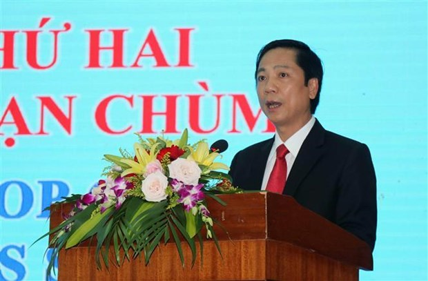 Seminaire sur les enquetes sur les restes d'armes a sous-munitions a Quang Tri hinh anh 1