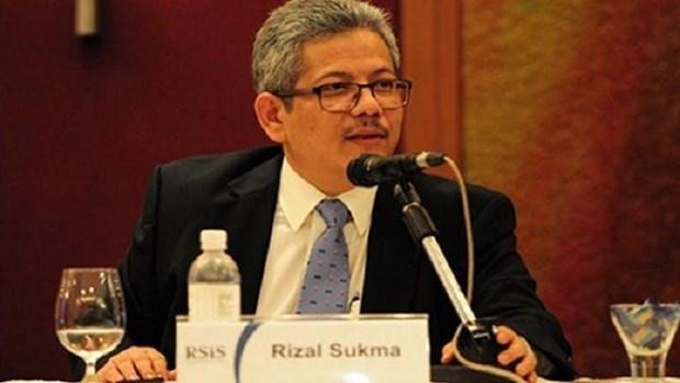 Les « Perspectives de l'ASEAN sur l'Indo-Pacifique » reaffirment le role central du bloc regional hinh anh 1