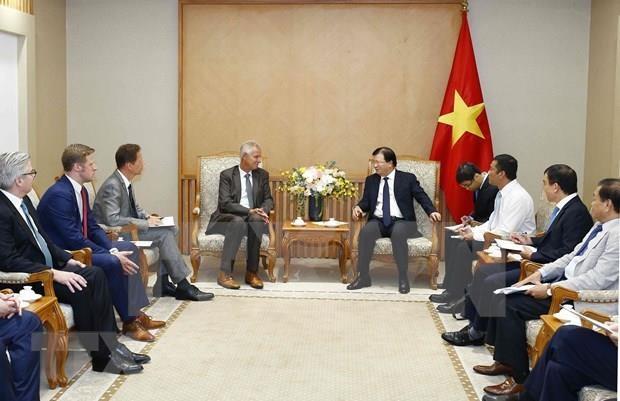 Le Vietnam encourage les investissements allemands dans les energies renouvelables hinh anh 1