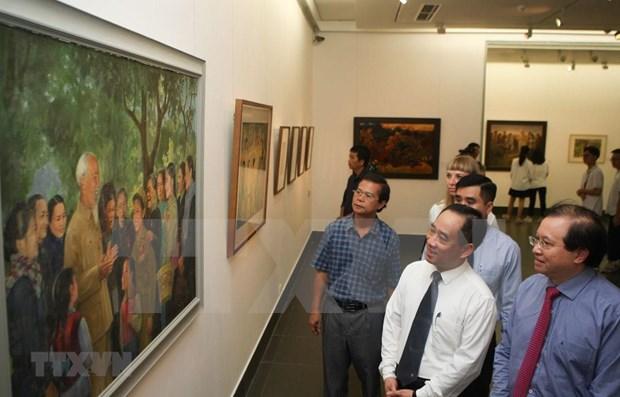 Activites celebrant le 50e anniversaire de la realisation du testament du President Ho Chi Minh hinh anh 1