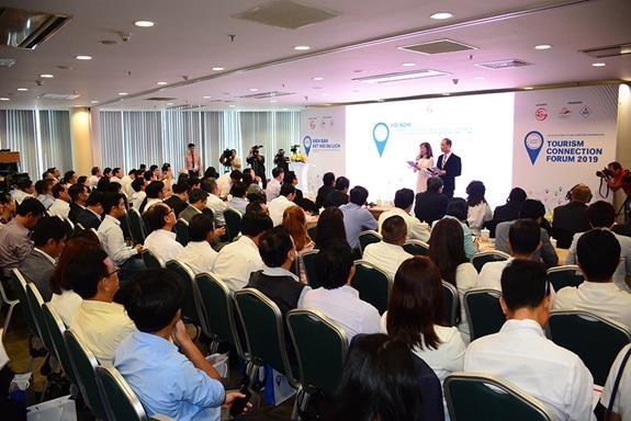 Forum de connexion touristique entre Ho Chi Minh-Ville et le Delta du Mekong hinh anh 1