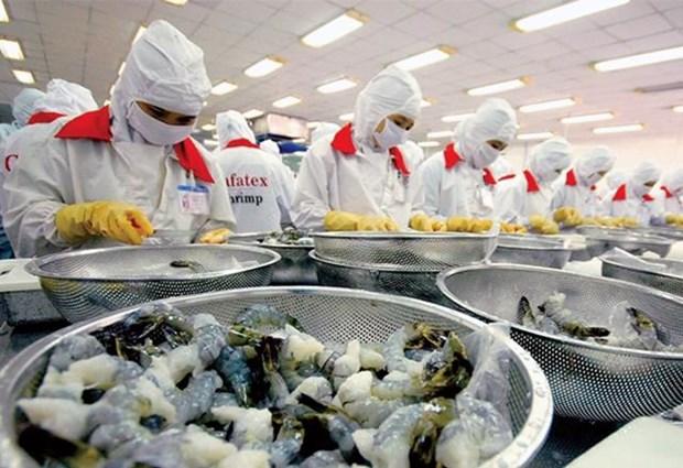 Vietshrimp Aquaculture International Fair 2020 a Can Tho hinh anh 1