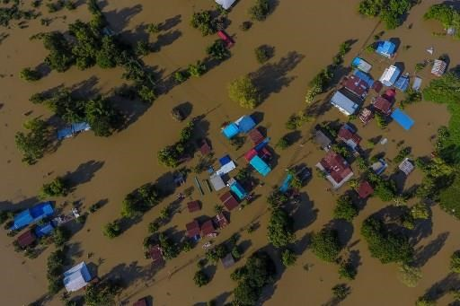 Typon Podul : le Vietnam adresse un message de sympathie a la Thailande hinh anh 1