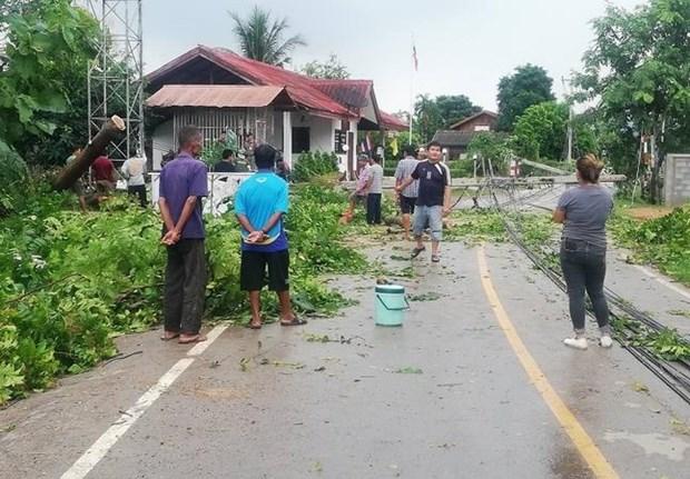 Thailande: des crues ont fait 34 morts hinh anh 1