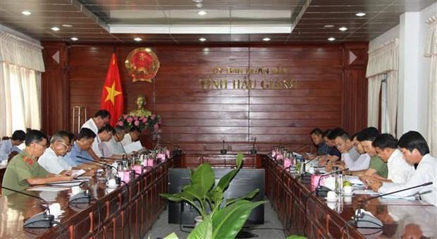 Hau Giang recoit plus de 17,7 millions de dollars d'ONG etrangeres hinh anh 1
