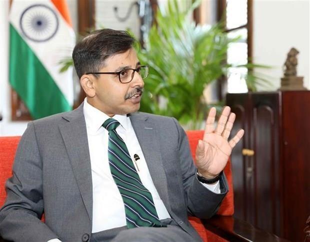 Les liens entre le Vietnam et l'Inde joueront un role de plus en plus important hinh anh 1