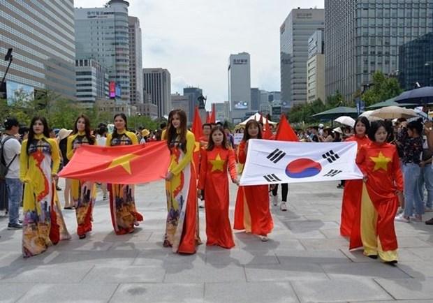 Le 5e Festival de la culture vietnamienne a Gwangju–Jeonnam hinh anh 1