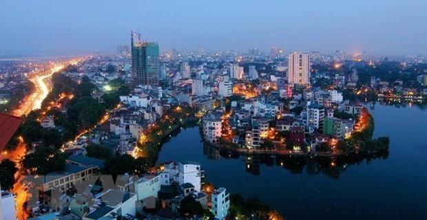IDE : Hanoi reste au premier rang national en septembre hinh anh 1