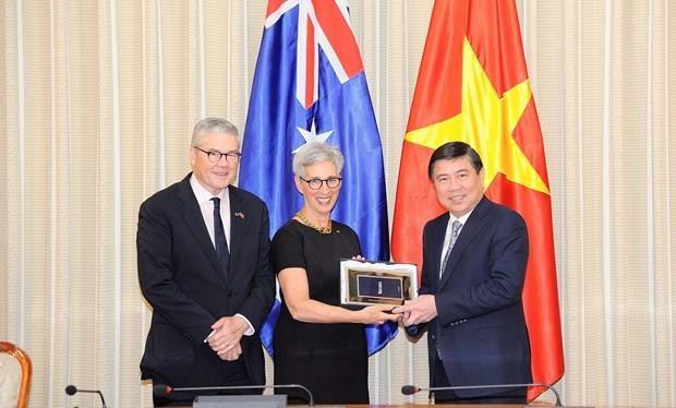 Ho Chi Minh-Ville et l'Etat australien de Victoria renforcent leur cooperation dans l'innovation hinh anh 1