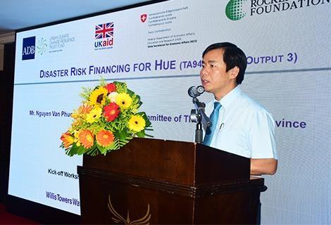 La BAD aide Thua Thien-Hue a attenuer les risques de catastrophes naturelles hinh anh 1