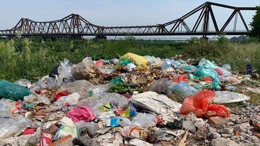 Hanoi : Un evenement de nettoyage du pont Long Bien aura lieu ce week-end hinh anh 1