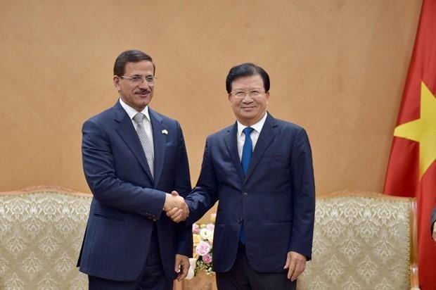 Le Vietnam appelle a plus d'investissements des Emirats arabes unis hinh anh 1