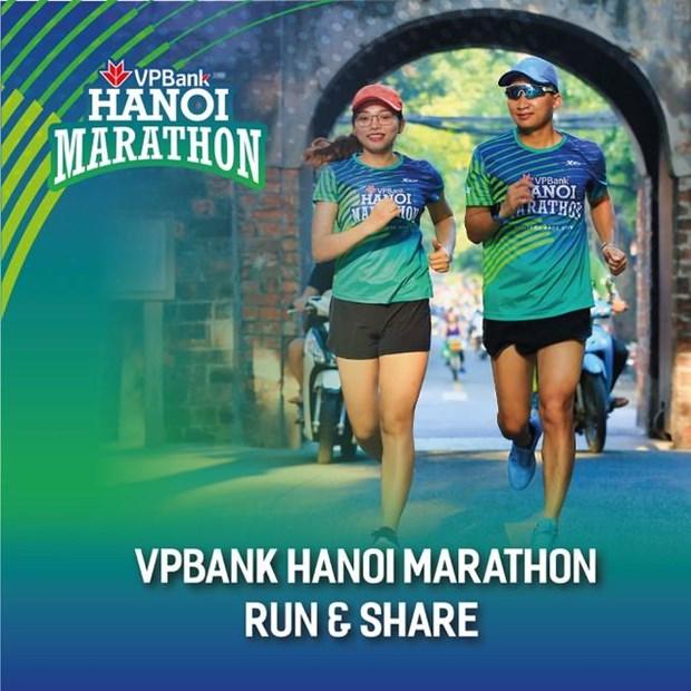 Le VPBank Hanoi Marathon aura lieu ce weekend hinh anh 1