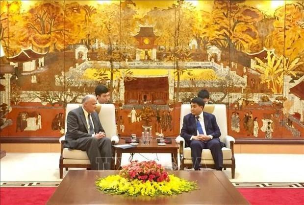 Hanoi intensifie ses relations avec l'Eglise de Jesus-Christ des Saints des Derniers Jours hinh anh 1