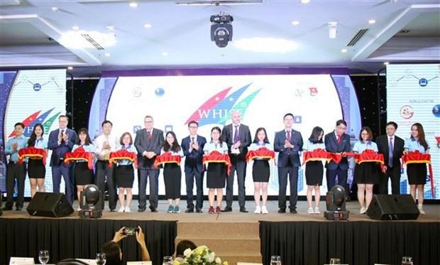 Ouverture de la Semaine de l'innovation et des startups de Ho Chi Minh-Ville hinh anh 1
