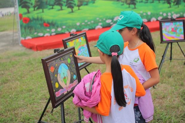 Le 3e Festival des clubs de developpement de la jeunesse hinh anh 1