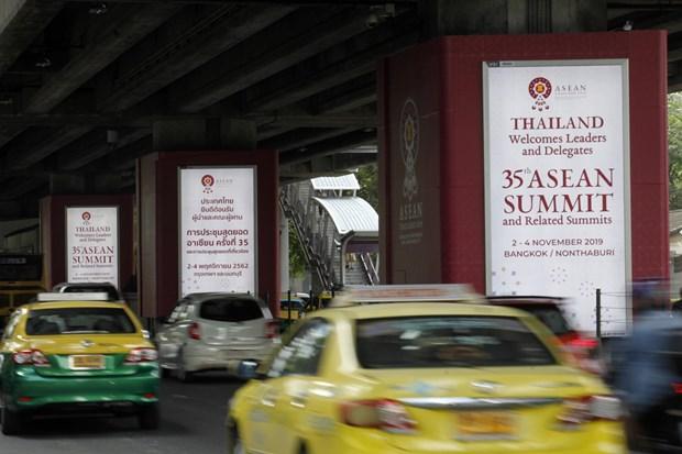 Thailande : la securite sera renforcee lors du 35e Sommet de l'ASEAN en novembre prochain hinh anh 1