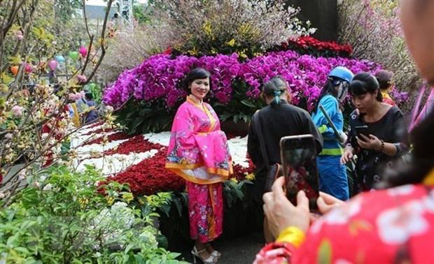 Le 5e Festival des fleurs de cerisier de Hanoi se tiendra en mars prochain hinh anh 1