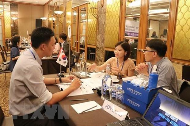 Des entreprises sud-coreennes sondent les opportunites d'investissement au Vietnam hinh anh 1