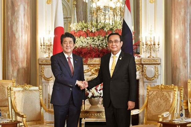 Le Japon soutient l'achevement des negociations sur le RCEP en 2019 hinh anh 1