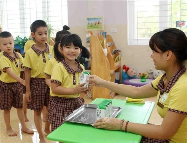Indice de la faim: Le Vietnam gagne deux places dans le classement mondial hinh anh 1