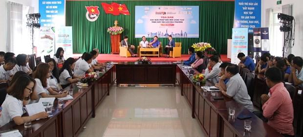 Startup Journey contribue au developpement du tourisme a Dak Lak hinh anh 1