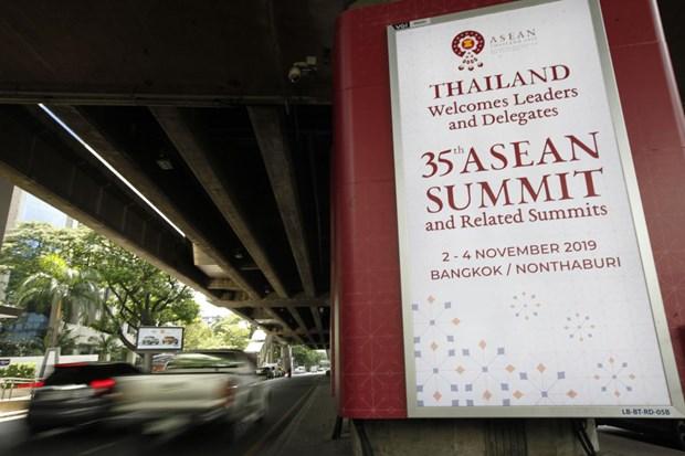 Le developpement des chemins de fer au menu du 35e Sommet de l'ASEAN hinh anh 1