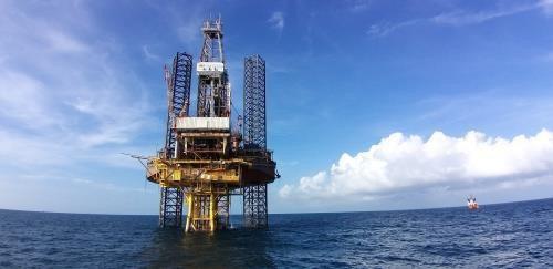 Vietsovpetro salue le premier flux de petrole de la plate-forme BK-20 du gisement de Bach Ho hinh anh 1
