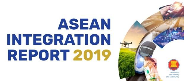 L'ASEAN publie des rapports sur l'integration economique en 2019 hinh anh 1