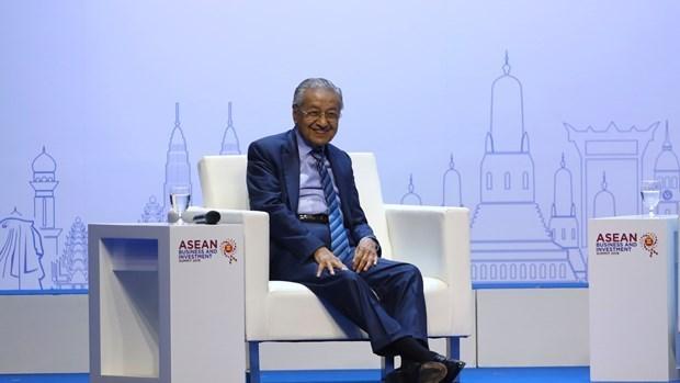 Le Premier ministre malaisien appelle a un marche plus integre de l'ASEAN hinh anh 1