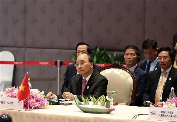 Le Vietnam appelle a intensifier la cooperation ASEAN-Japon hinh anh 1