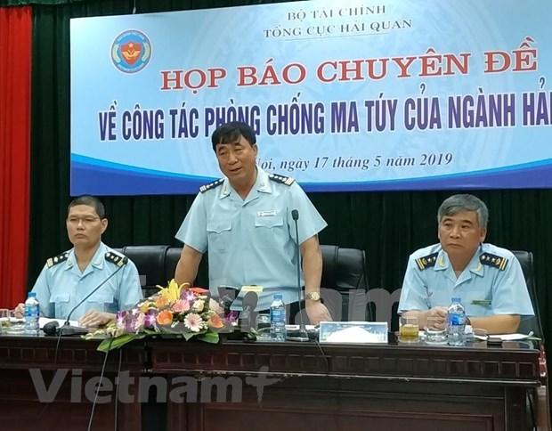 La drogue transportee au Vietnam depuis le Triangle d'Or tend a augmenter hinh anh 2