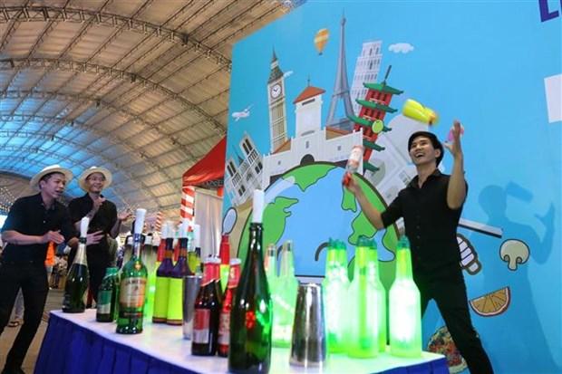 Le 14e Festival international de la gastronomie a Ho Chi Minh-Ville hinh anh 1