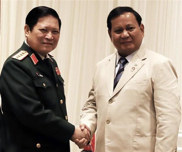 Defense : activites du ministre de la Defense Ngo Xuan Lich en Thailande hinh anh 1