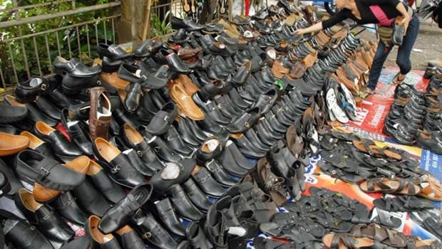 Cambodge : forte croissance des exportations de chaussures, sandales et articles de voyage hinh anh 1