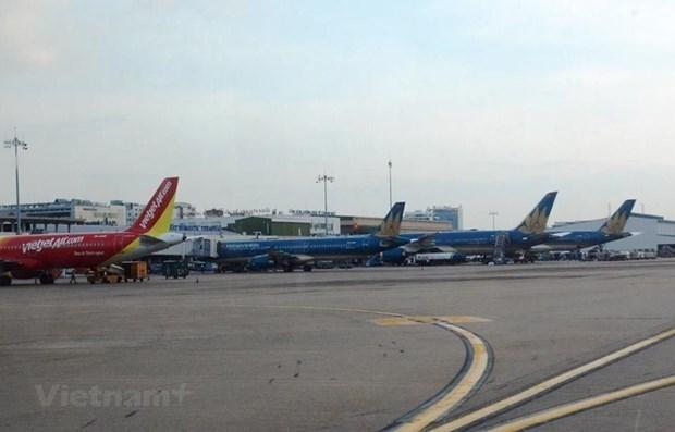 Les investisseurs etrangers autorises a detenir 34% des parts des compagnies aeriennes vietnamiennes hinh anh 1