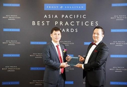 Viettel Telecom a l'honneur lors des Frost & Sullivan Asia Pacific Best Practices Awards 2019 hinh anh 1