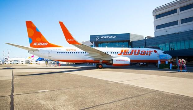La compagnie aerienne sud-coreenne Jeju Air ouvre une ligne directe a Phu Quoc hinh anh 1