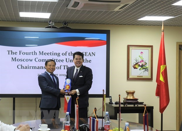 Le Vietnam assume la presidence du Comite ASEAN-Moscou hinh anh 1
