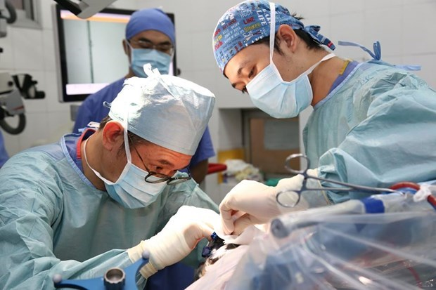 Le Vietnam accueille la 18e reunion de la Societe neurochirurgicale de l'ASEAN hinh anh 11