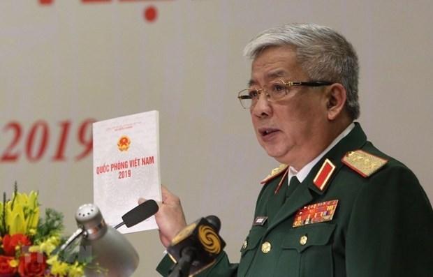 Publication de l'edition 2019 du Livre blanc sur la defense nationale hinh anh 1