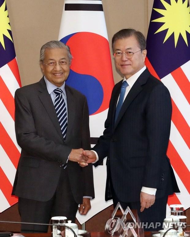 La Republique de Coree et la Malaisie porteront leurs relations au niveau de partenariat strategique hinh anh 1