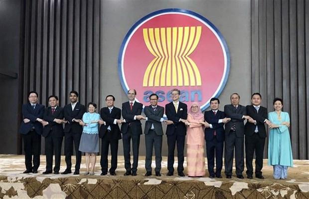 La Suisse apprecie le role central de l'ASEAN hinh anh 1