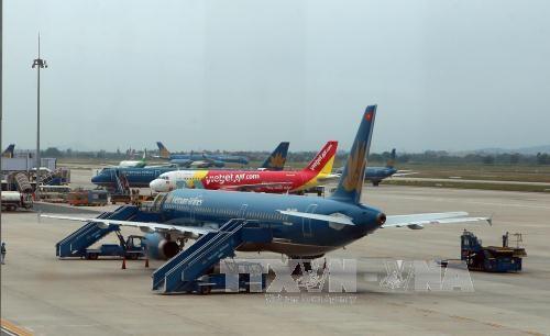 Aviation civile: le nombre d'appareils des compagnies vietnamiens a augmente de 3,5 fois hinh anh 1