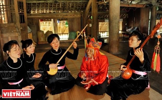 Les pratiques du then inscrites au patrimoine culturel immateriel de l'humanite hinh anh 1